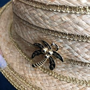 Juicy Couture straw hat